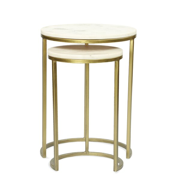 Milford Elidge End Table By Mercer41