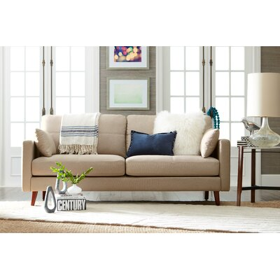 Elle Decor Sofa Taupe Sofas