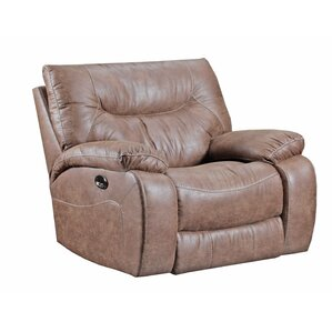 Simmons Upholstery El Capitan Power Cuddler Recliner by Loon Peak