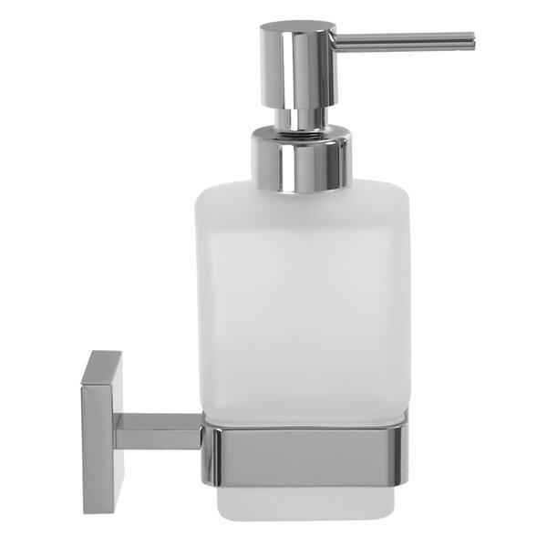 Correa Wall Mount Soap Dispenser by Orren Ellis