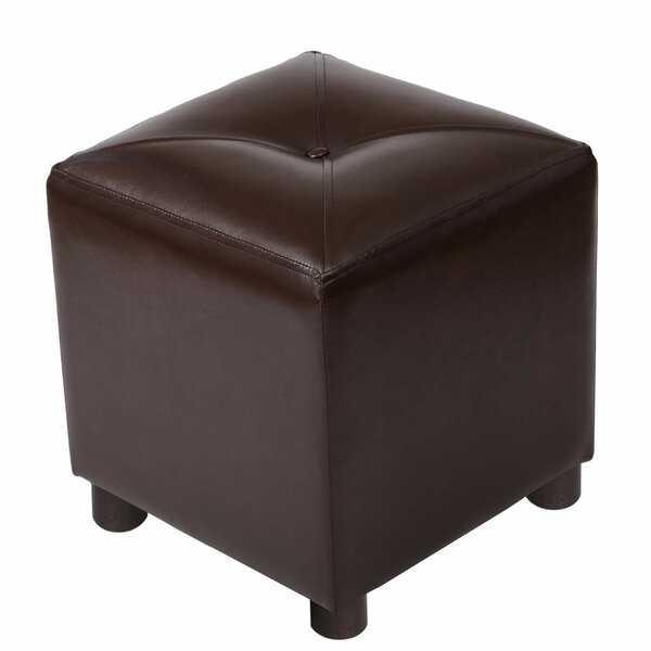 Reta Square Tufted Cube Ottoman By Winston Porter Best Choices