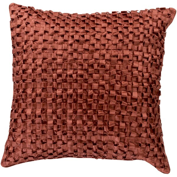 Raekwon Synthetic Throw Pillow by Viv + Rae
