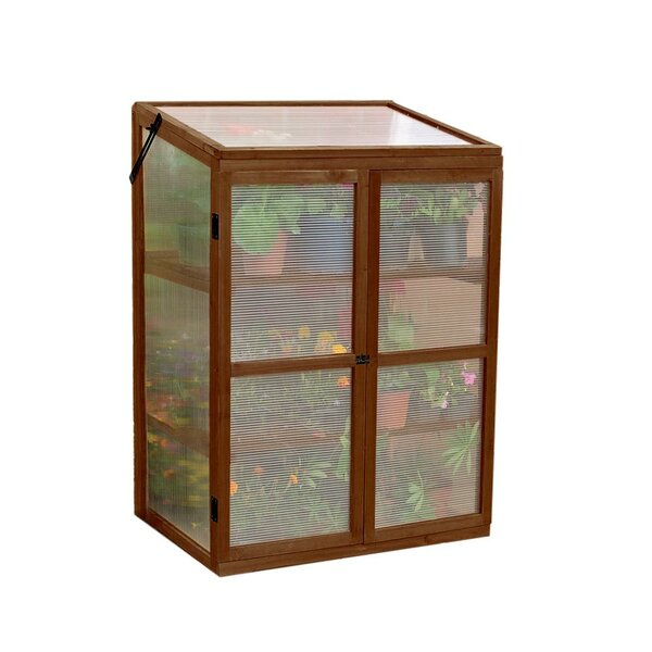 2.5 Ft. W x 1.8 Ft. D Mini Greenhouse by Gardman
