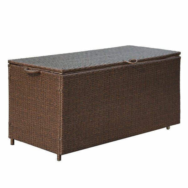 Storage Bin Metal Deck Box by PatioPost PatioPost