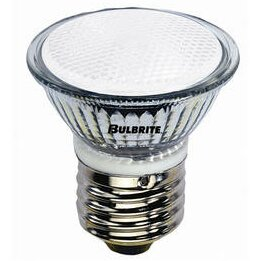 Frosted 120-Volt Halogen Light Bulb (Set of 5) by Bulbrite Industries