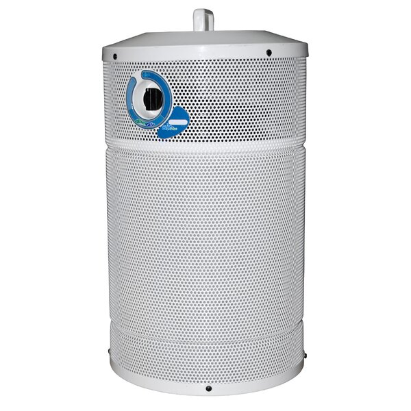 AirMed Series Vocarb Supreme HEPA Air Purifier with Activated Carbon Filter by Aller Air
