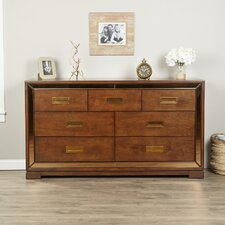 Frederic 7 Drawer Dresser by Willa Arlo Interiors