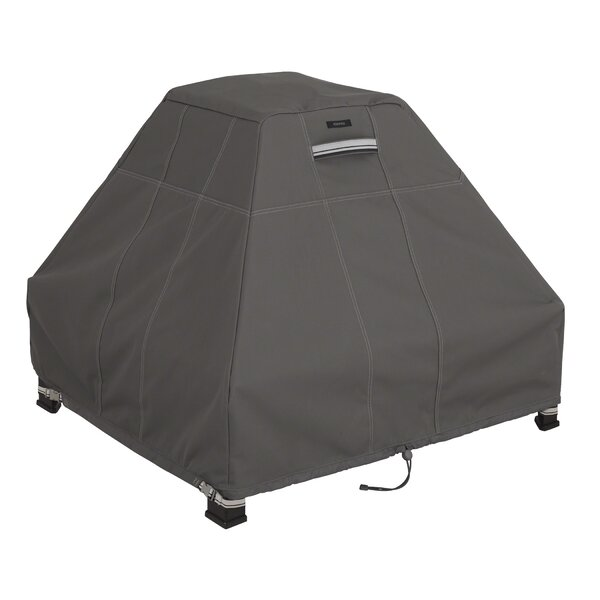 Standup Fire Pit Cover by Freeport Park