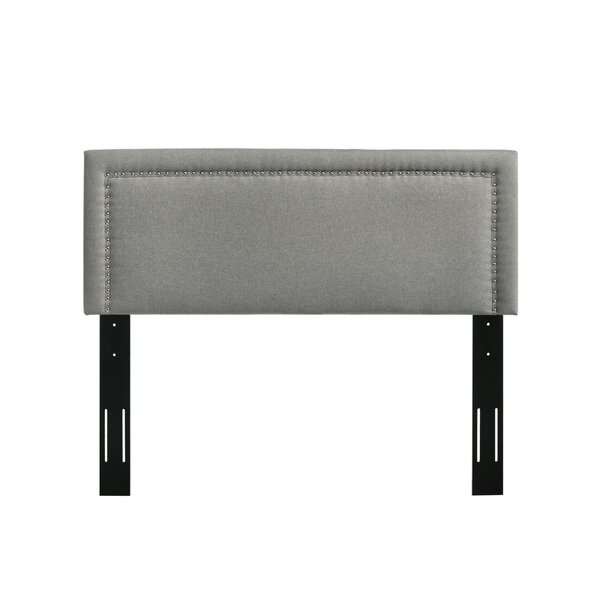 Aisling Upholstered Panel Headboard By Andover Mills