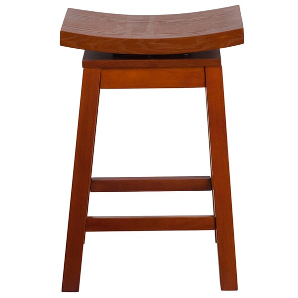 Lomonaco 26 Swivel Bar Stool by Winston Porter