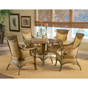 Pacifica Dining Table by South Sea Rattan