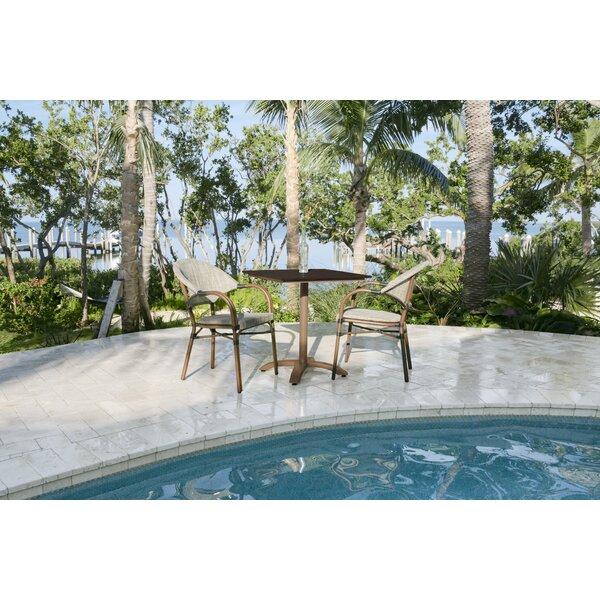 Arianna 3 Piece Bistro Set by Bay Isle Home