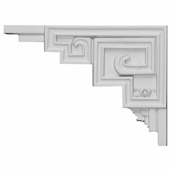 Austin 6 1/2H x 9W x 1/2D Stair Bracket by Ekena Millwork