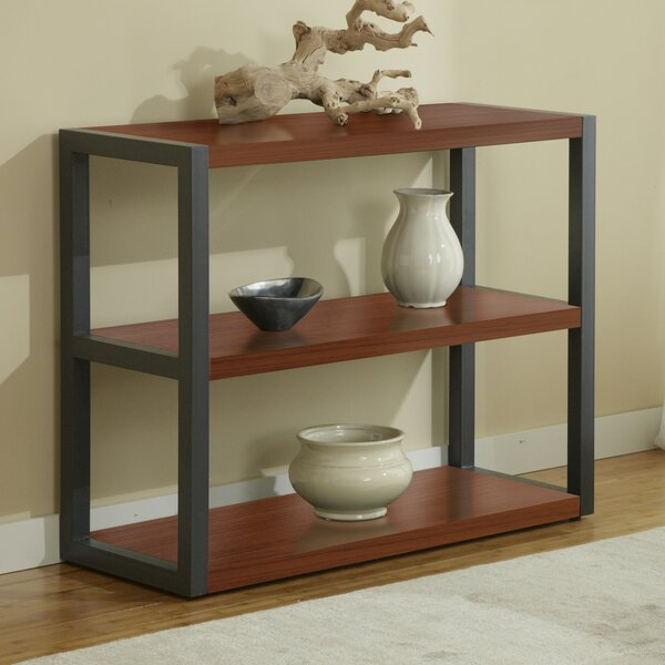 Parson Etagere Bookcase by Haaken Furniture