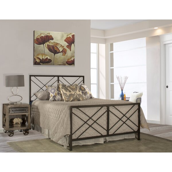 Tuohy Open Frame Headboard and Footboard by Millwood Pines