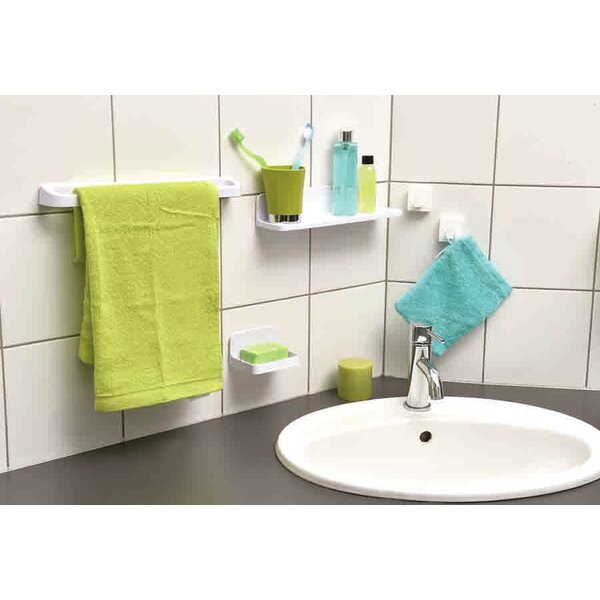 Sali Wall Mounted Shower Caddy by Evideco