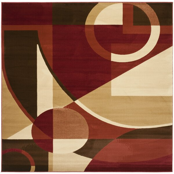Charis Woven Area Rug by Ebern Designs