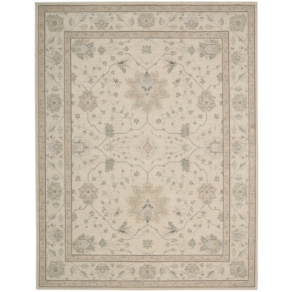 Deeksha Muslin Area Rug by Ophelia & Co.
