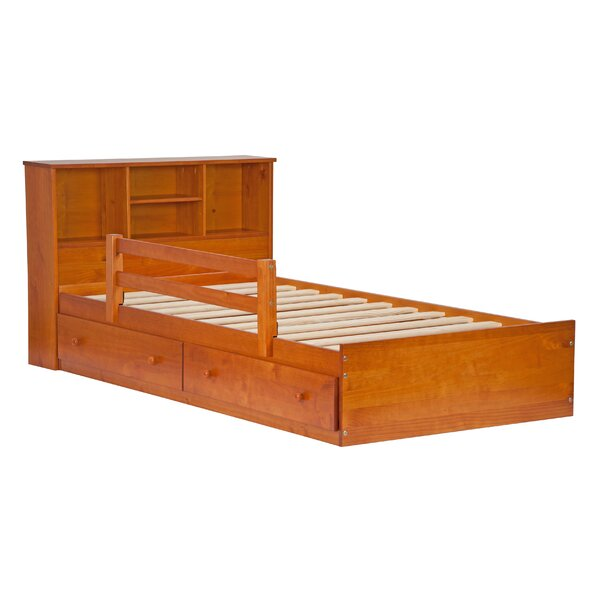 Wales Mate's and Captain's Bed with Drawers by Charlton Home
