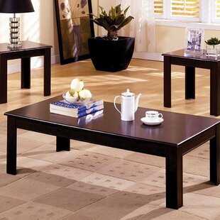 Laverton 3 Piece Coffee Table Set by Winston Porter