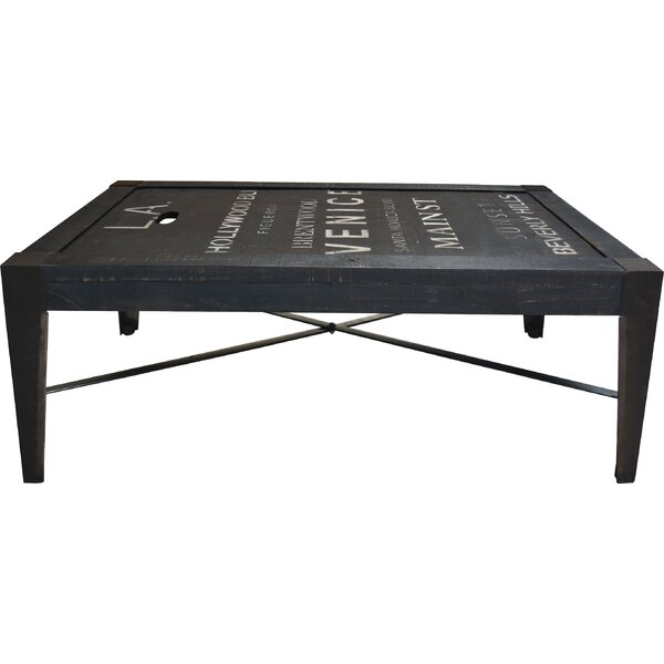 Sandie Coffee Table by 17 Stories