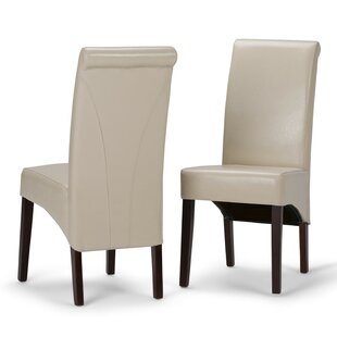 Avalon Deluxe Upholstered Dining Chair (Set of 2) By Simpli Home