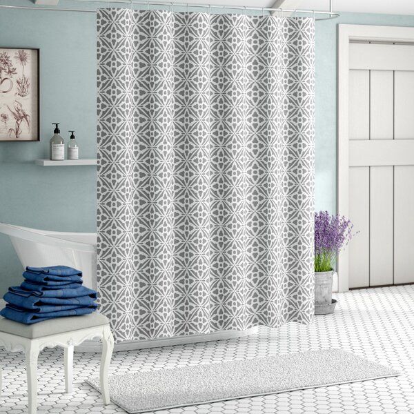 Paul Tiles Shower Curtain by The Twillery Co.