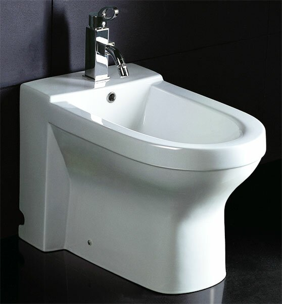 15.33 Floor Mount Bidet by EAGO