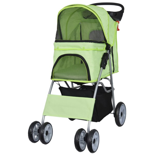 Nikolai Foldable Carrier Pet Stroller by Tucker Murphy Pet