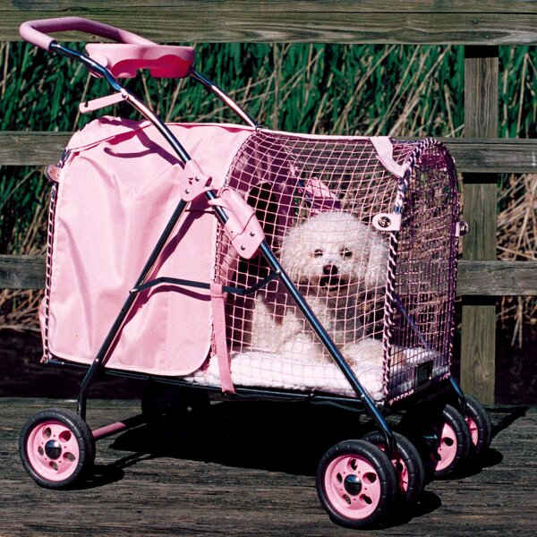 5th Avenue SUV Standard Pet Stroller by Kittywalk Systems