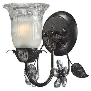 Comparison Devitt 1-Light Vanity Light By Charlton Home