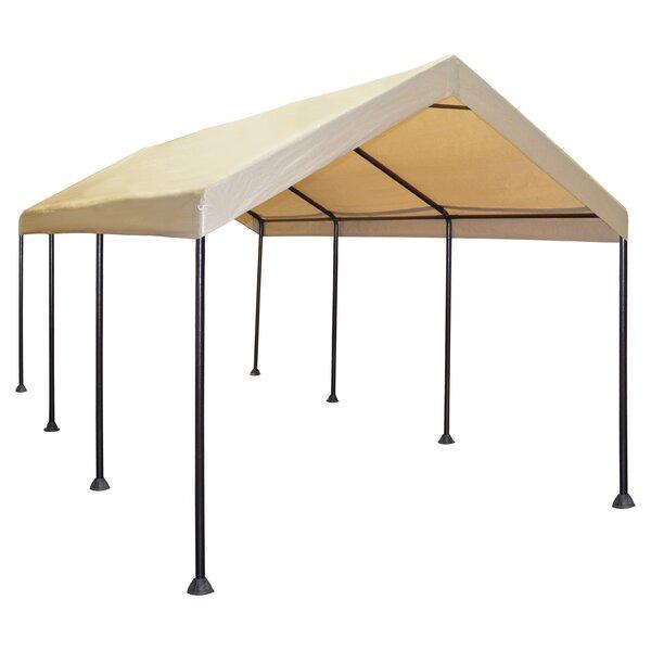 Mega Domain 10 Ft. W X 20 Ft. D Steel Party Tent By Caravan Canopy.