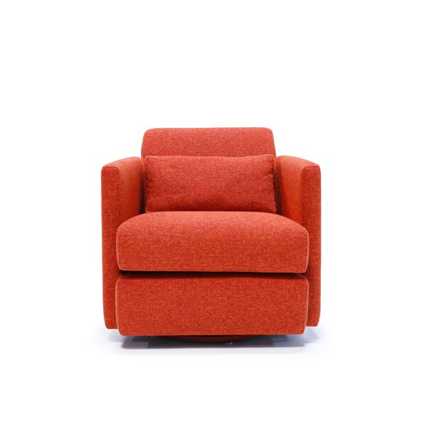 Veronica Swivel Armchair by Focus One Home