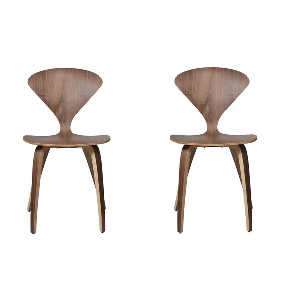 Adelina Solid Wood Dining Chair by Corrigan Studio