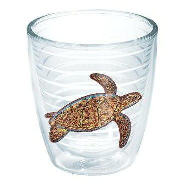 Guy Harvey Sea Turtle Plastic Every Day Glass by Tervis Tumbler