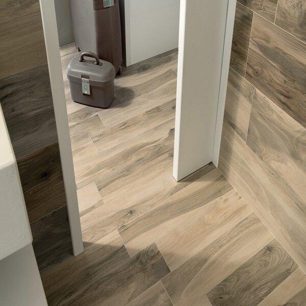 Acero 7 x 40 Porcelain Wood Look Tile