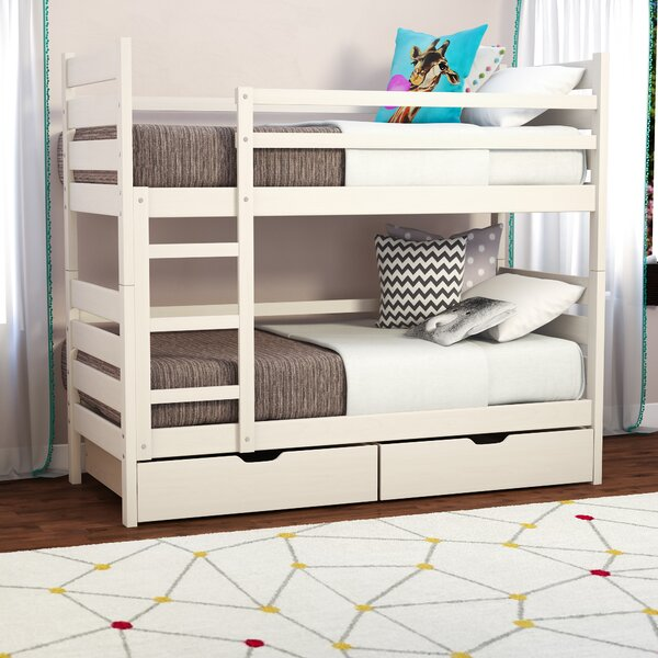 Tomo Panel Bunk Bed by Mack & Milo