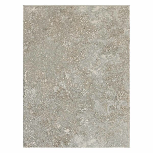 Huston 9 x 12 Ceramic Field Tile in Castillian Gray by Itona Tile
