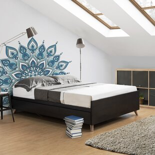 Urbano Full Storage Platform Bed by Brayden Studio