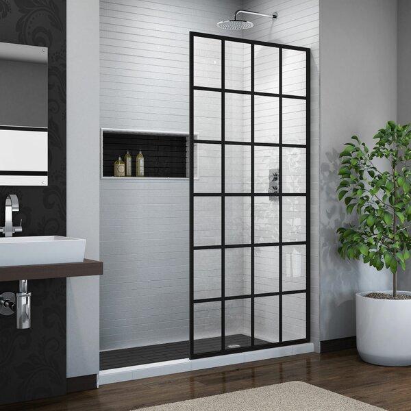 Frameless Tub Glass Panels Wayfair