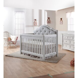 Shop For Cristallo Forever 4-in-1 Convertible Crib ByPALI