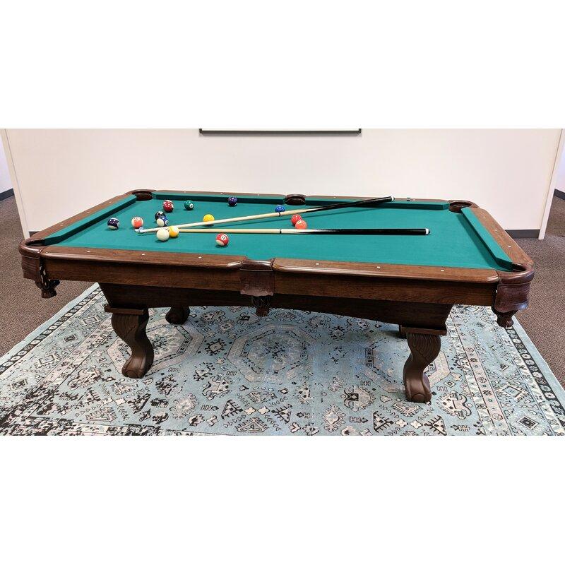 Classic Billiard 7.3u0027 Pool Table