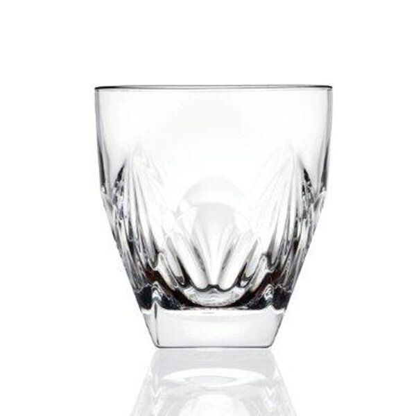 Fior Di Lotto 10 oz. Crystal Cocktail Glass (Set of 6) by Lorren Home Trends