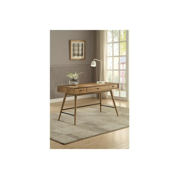 Brownell Contemporary Writing Desk by Union Rustic
