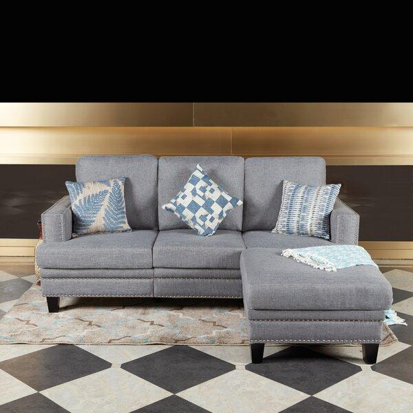 Linkous Upholsterd Sofa by Charlton Home