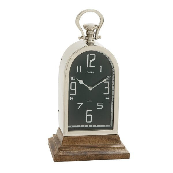 Mantel Clock by Darby Home Co