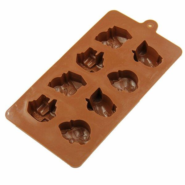 3 Piece Non-Stick Mold Set by BargainRollback