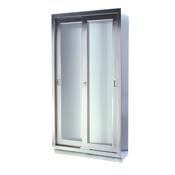 42 W x 84 H Wall Mounted Cabinet