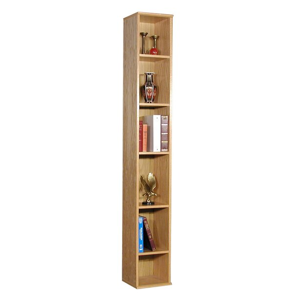 Heirloom Standard Bookcase by Rush Furniture