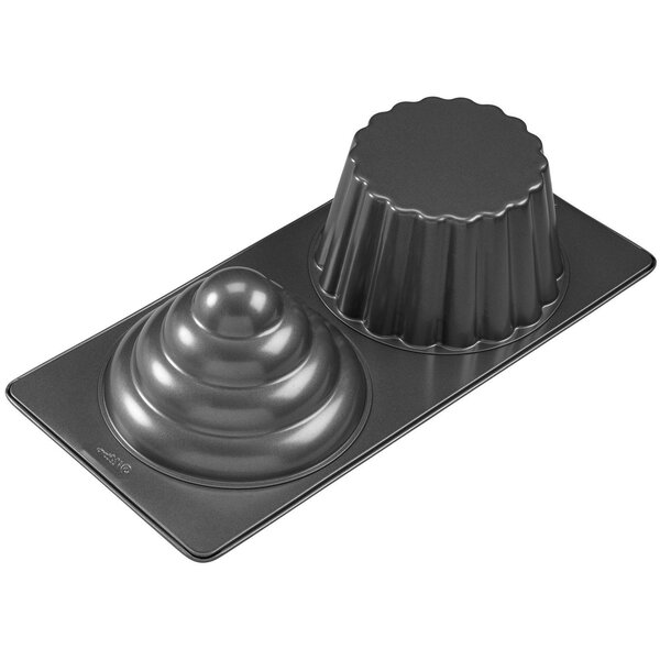 2 Cavity 3D Cupcake Pan by Wilton